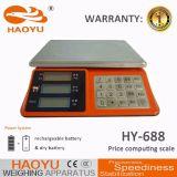 Qualitäts-elektronischer Preis-rechnenschuppe Hy588