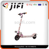 Rosafarbener elektrischer Fahrzeug-Ausgleich-Vorstand-Roller (Kissen hinzufügen)
