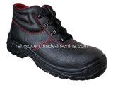 De Voering van het bont en de Rode Stikkende Schoenen van de Veiligheid van de medio-Besnoeiing (HQ05031)