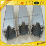Perfil de alumínio do processo da máquina da elevada precisão com peças de automóvel
