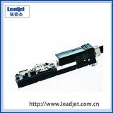 Cuatro líneas impresora de la insignia de la fecha de la inyección de tinta para los tubos del PVC