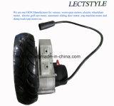 Het de aangedreven Bedieningshendel & Controlemechanisme van de Rolstoel op de Elektrische Motor van de Rolstoel van gelijkstroom Brushless
