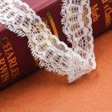 Lacet en nylon élastique de tricot de mode