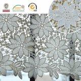 De Stof van het Kant van het Patroon van Calliopsis voor Huwelijk African&Swiss en Dagelijkse Kleding E20034