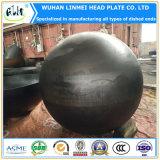 炭素鋼の火のピットおよびボイラーのための皿に盛られた端半球ヘッド