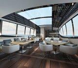 Seastella 53の'商業ヨット、太陽エネルギーの贅沢