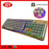 Metall verdrahtete Tastatur des Laptop-Djj220/des Computers