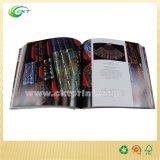 紫外線上塗を施してあるの無線綴じマガジン印刷(CKT-BK-719)