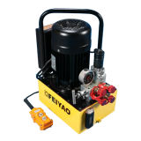 Pompa elettrica idraulica in strumenti idraulici