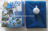 Patentierter Plastikwasser-Beutel verwendet für Garten