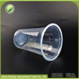Biodegradierbarer Wegwerfzoll gedruckte Boba Cup mit Kappen