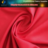 tessuto di seta naturale della saia 260t, poliestere 2/2 di tessuto Semi-Con acuto del tessuto di seta naturale della saia per l'indumento