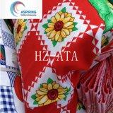 Minimatt Gewebe-Polyester 100% für Tisch-Tuch und Vorhang