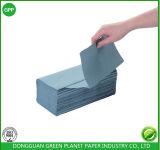 Máquina de papel de colagem inteiramente automática de toalha de mão da dobra de V