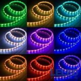 Luz de tira del alto brillo SMD3528 LED el 120LEDs/M (el CE, RoHS aprobó)