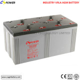 2 Volt 600ah AGM-Batterie für Solarwind-DÜ-System