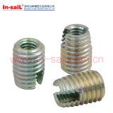 Chine Fastener Supplier Steel Thread Insert pour Thread Repairing Manufacturer