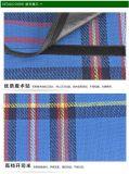 ポリエステル昇進の快適なピクニックマットは、北極の羊毛毛布ハンドルが付いている移動する