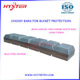 L'usure abrasive Chocky barre 700brinell