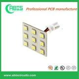 Circle Groud Lead Free LED Aluminio PCB (10 anos de experiência)