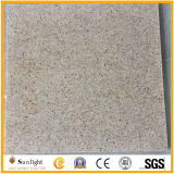 G682 Rusty Yellow / Sunset Gold Granite Floor / Flooring Tiles