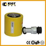 Cilindro idraulico materiale d'acciaio di altezza ridotta
