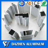 최고 질 6063 알루미늄 각종 색깔을%s 가진 알루미늄 밀어남 단면도