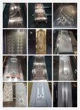 Prensa hidráulica de la puerta del metal