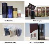 Fibras do cabelo da etiqueta confidencial dos produtos do espessador do cabelo