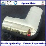 Menuisier affleurant pour le système de balustrade d'acier inoxydable