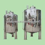 El tanque de agua vertical estéril del acero inoxidable de la buena calidad 1t/H 304
