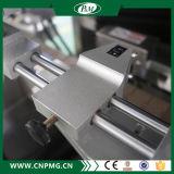 Dispositivo per l'impaccettamento del film di materia plastica del PVC del manicotto dello Shrink delle Due-Teste
