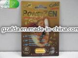 Golddreifaches Energien-Zen-Geschlechts-Produkt, Geschlechts-Pillen