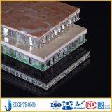 Comitato di alluminio di Honeucomb del migliore di prezzi della Cina marmo della pietra per i materiali da costruzione