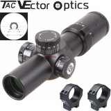Объем винтовки звероловства Apophis тактический 1-6X28 35mm оптики вектора Monocular супер компактный с первым Asr освещения стороны перекрещения фокальной плоскости M4-62
