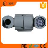 ソニー18Xのズームレンズ100mの夜間視界の情報処理機能をもった赤外線手段CCTVのカメラ