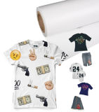 Imprimible fácil, vinilo/papel solventes del traspaso térmico de Eco para la ropa oscura