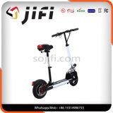 走行すること容易なスマートな電気スクーターの自動車両