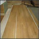 3 tiras de madera de roble Engineered Flooring (color natural)
