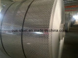 Bobine en acier de galvanisation/feuille ordinaire galvanisée dans les bobines