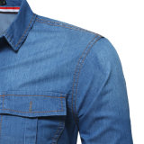 Rivestimento caldo del Jean di stile 2017