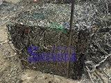 자동적인 폐기물 Rebar 짐짝으로 만들 쓰레기 압축 분쇄기 (공장)