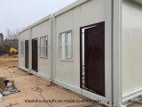 20 FT Container Foldable Pré-fabricado Casa / Camp / Living Accommodation