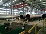 Tubo d'acciaio longitudinale della saldatura ad arco sommersa del tubo 11.8m della prova della NACE Mr0175 per petrolio e gas