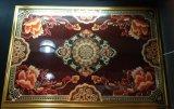 Azulejo de cerámica decorativo de la alfombra del suelo del hotel y del restaurante con diseño de los musulmanes