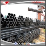 ASTM A53 Sch40 Black ERW Fábrica de tubos de aço carbono