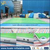 Piste de chemin Jumpy d'air gonflable de gymnastique de qualité à vendre