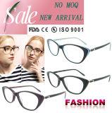 Acetato Eyewear Eyewear su ordinazione che fabbrica i blocchi per grafici ottici di Eyewear