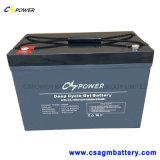 Bateria recarregável 12V150ah do gel do painel solar para o armazenamento da potência