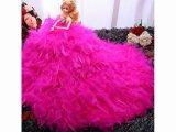 Роскошная кукла платья венчания 11 дюйм - высокое качество